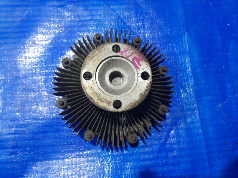 Вентилятор с вязкостной муфтой Toyota Crown JZS171 2JZGE (б/у)