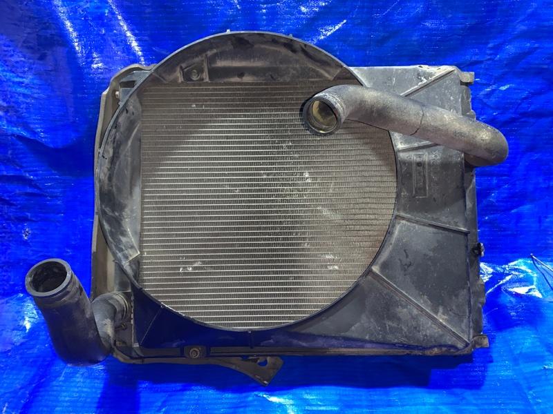 Радиатор основной Mitsubishi Canter FB511 4M40 (б/у)