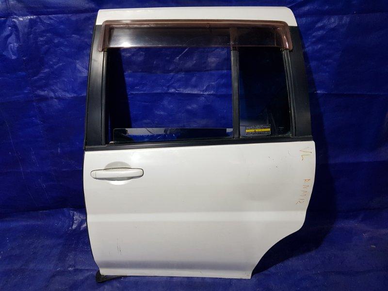 Дверь Nissan Liberty RNM12 задняя левая (б/у)