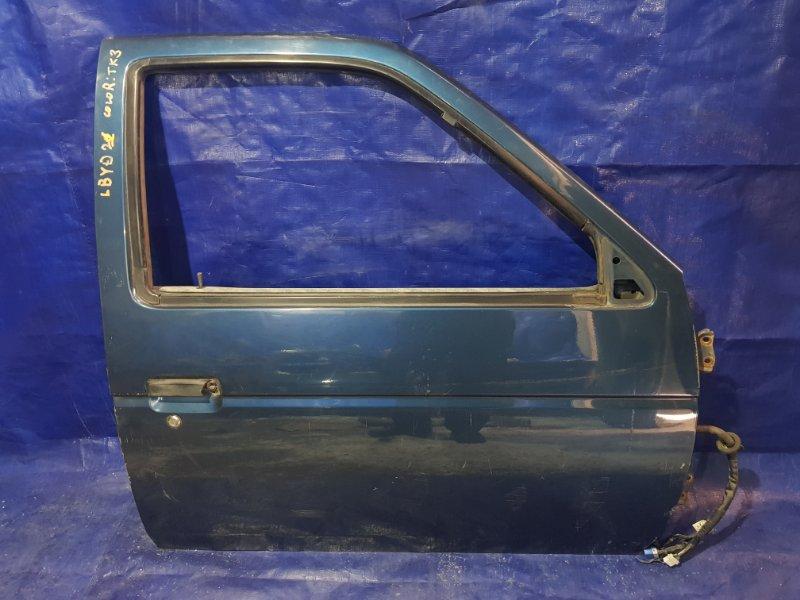 Дверь Nissan Terrano LBYD21 передняя правая (б/у)