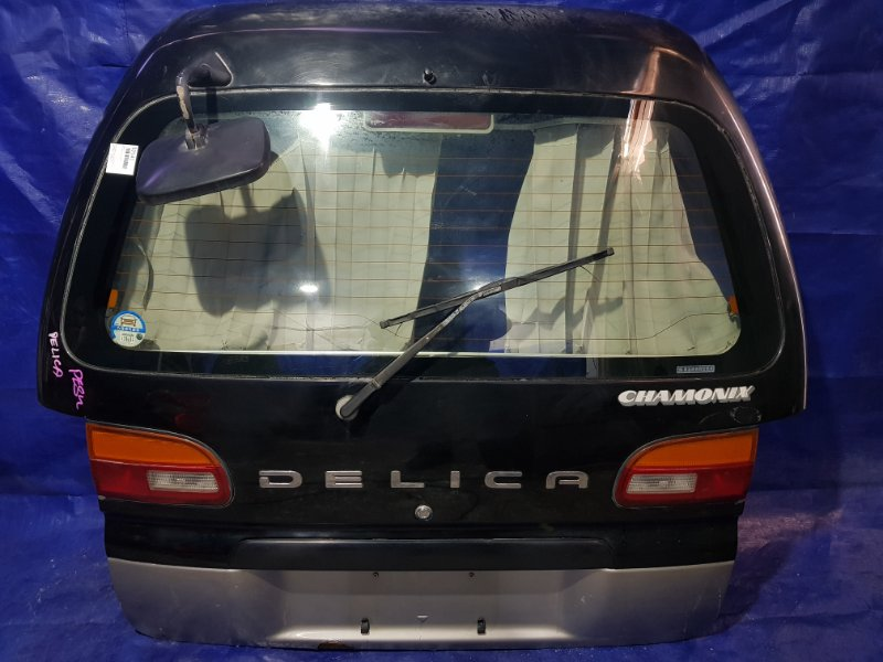 Дверь 5-я Mitsubishi Delica PE8W (б/у)