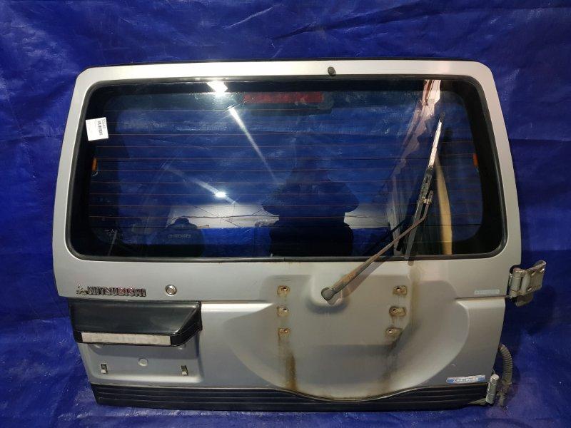 Дверь 5-я Mitsubishi Pajero V45W (б/у)