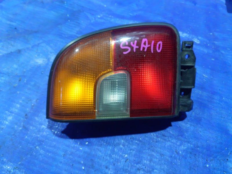 Стоп-сигнал Toyota Rav4 SXA10 задний правый (б/у)