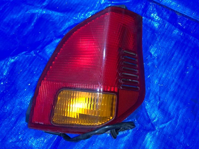 Стоп-сигнал Mitsubishi Minica H42A задний правый (б/у)