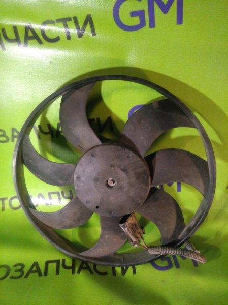 Вентилятор радиатора Opel Meriva A Z16XEP 2008 (б/у)
