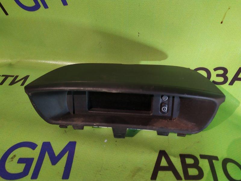 Часы Opel Meriva A Z16XEP 2008 (б/у)
