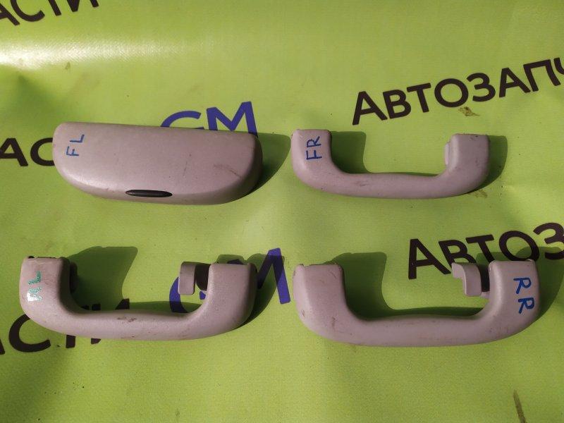 Ручка внутренняя потолочная Opel Meriva A Z16XEP 2008 задняя левая верхняя (б/у)