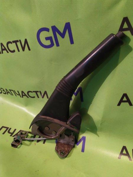 Ручка ручного тормоза Renault Logan L8 K7M 2016 (б/у)
