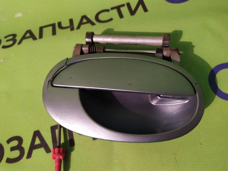 Ручка двери внешняя Opel Meriva A Z16XEP 2008 (б/у)