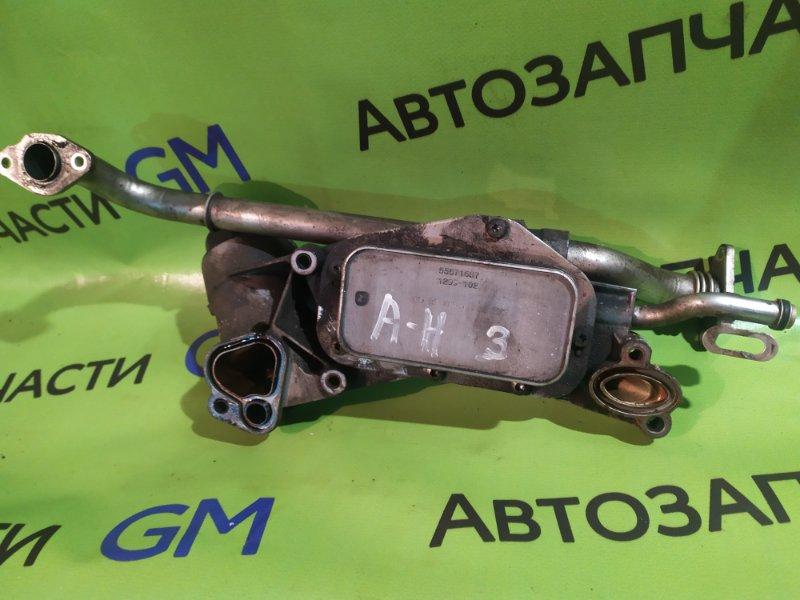 Корпус теплообменника Opel Astra L48 Z16XER 2012 (б/у)