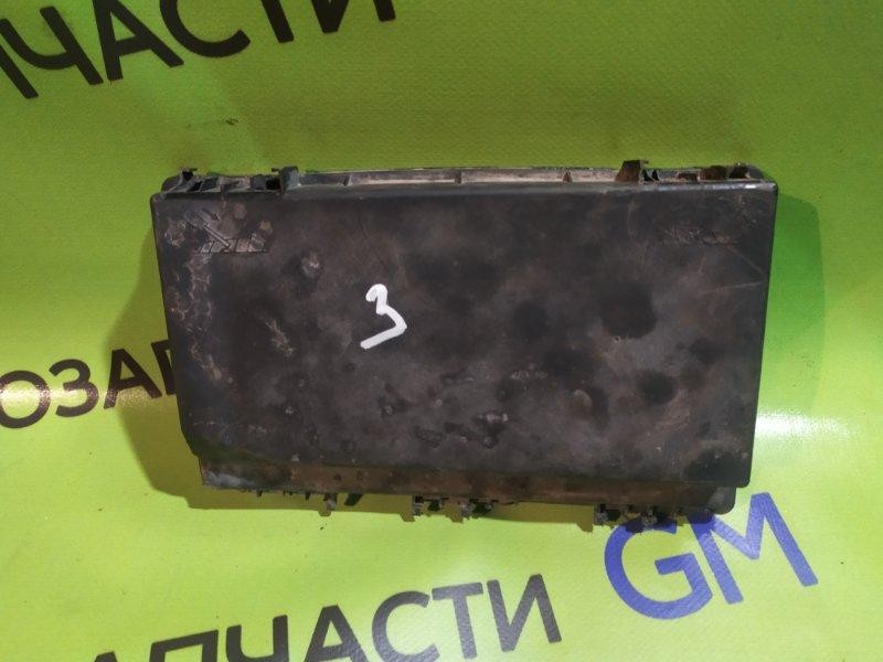 Крышка блока предохранителей Opel Astra L48 Z16XER 2012 (б/у)