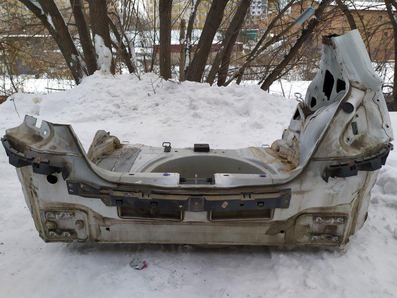 Панель задняя Opel Astra L48 Z16XER 2012 задний (б/у)
