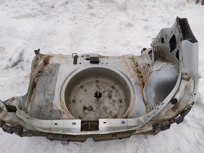 Ниша запасного колеса Opel Astra L48 Z16XER 2012 (б/у)