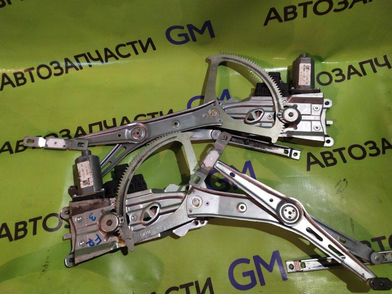 Механизм стеклоподъемника Opel Astra L48 Z16XER 2012 передний правый (б/у)