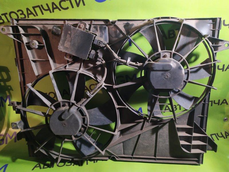 Вентилятор радиатора Chevrolet Captiva C140 LE9 2014 (б/у)
