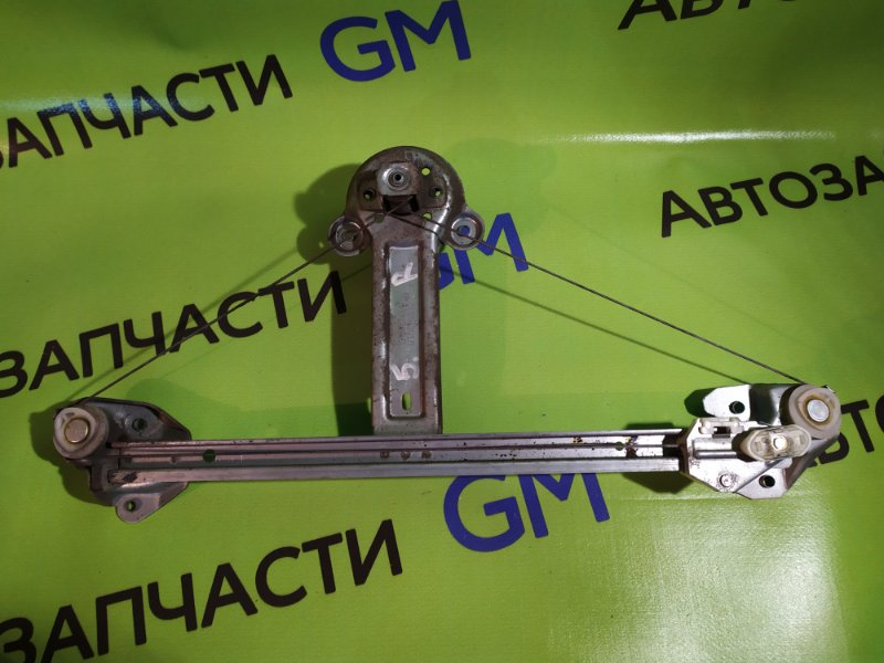 Механизм стеклоподъемника Opel Astra L69 Z16XER 2009 задний (б/у)