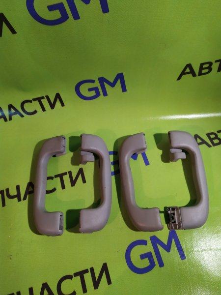 Ручка внутренняя потолочная Opel Astra L69 Z16XER 2009 задняя правая (б/у)