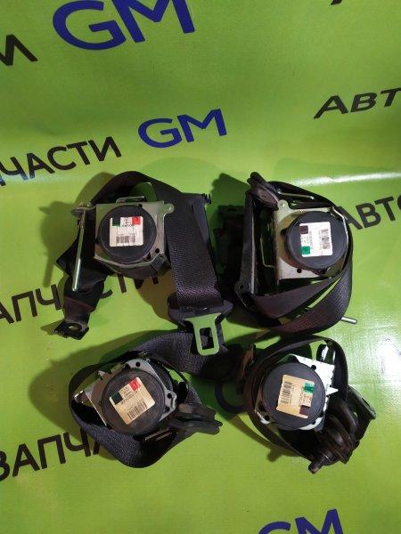 Ремень безопасности Opel Astra L69 Z16XER 2009 задний правый (б/у)