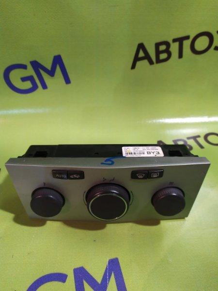 Блок управления климат-контролем Opel Astra L69 Z16XER 2009 (б/у)