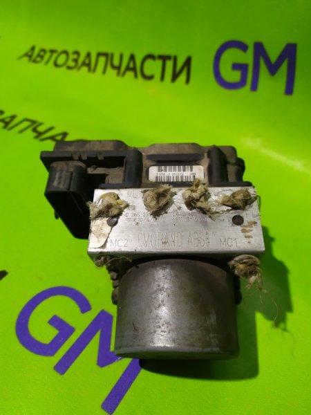 Блок abs Geely Emgrand Ec7 FE-1 JL4G18 2012 (б/у)