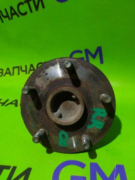 Ступица Geely Emgrand Ec7 FE-1 JL4G18 2012 задняя правая (б/у)