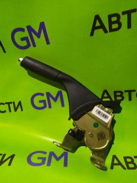 Ручка ручного тормоза Geely Emgrand Ec7 FE-1 JL4G18 2012 (б/у)