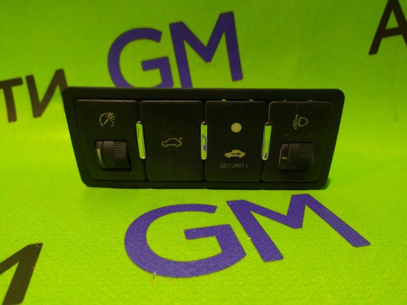 Блок управления центральным замком Geely Emgrand Ec7 FE-1 JL4G18 2012 (б/у)
