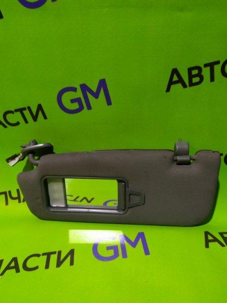 Козырек солнцезащитный Geely Emgrand Ec7 FE-1 JL4G18 2012 передний левый (б/у)