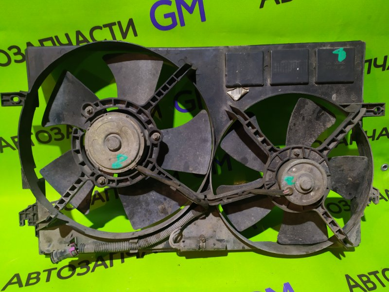 Вентилятор радиатора Geely Emgrand Ec7 FE-1 JL4G18 2012 (б/у)