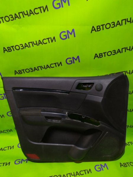 Обшивка двери Geely Emgrand Ec7 FE-1 JL4G18 2012 передняя левая (б/у)