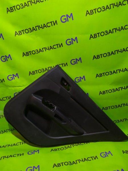 Обшивка двери Geely Emgrand Ec7 FE-1 JL4G18 2012 задняя правая (б/у)