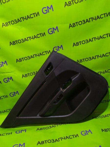 Обшивка двери Geely Emgrand Ec7 FE-1 JL4G18 2012 задняя левая (б/у)