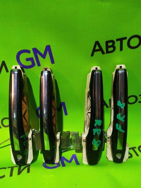 Ручка двери внешняя Geely Emgrand Ec7 FE-1 JL4G18 2012 задняя правая (б/у)