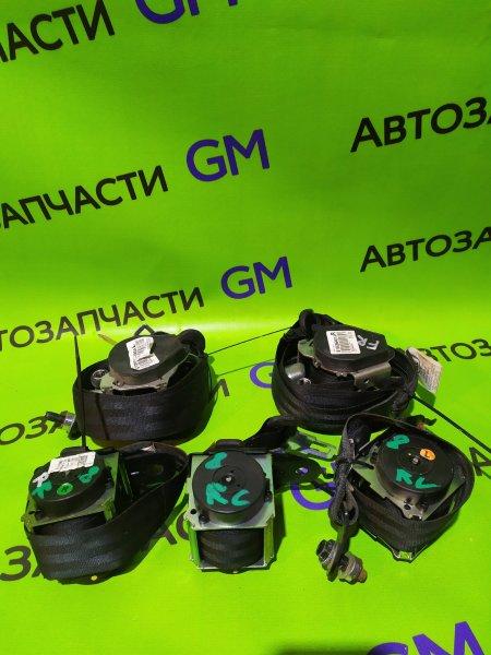 Ремень безопасности Geely Emgrand Ec7 FE-1 JL4G18 2012 задний правый (б/у)