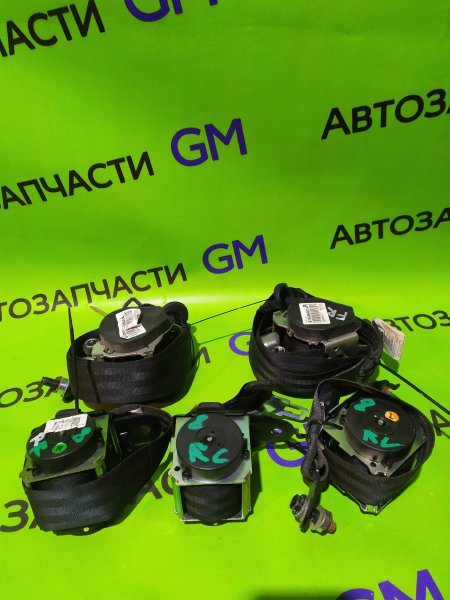 Ремень безопасности Geely Emgrand Ec7 FE-1 JL4G18 2012 задний (б/у)