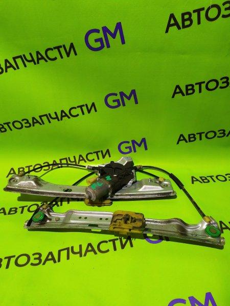 Механизм стеклоподъемника Geely Emgrand Ec7 FE-1 JL4G18 2012 передний левый (б/у)