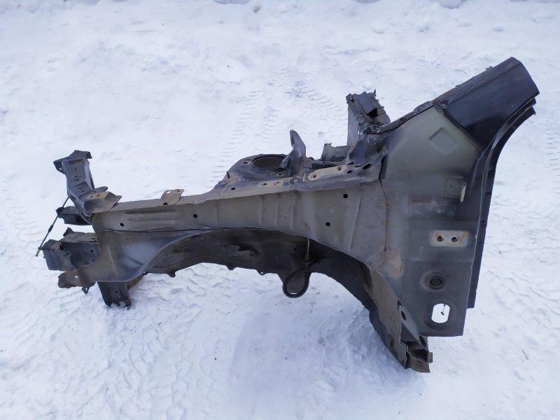 Лонжерон Geely Emgrand Ec7 FE-1 JL4G18 2012 передний левый (б/у)