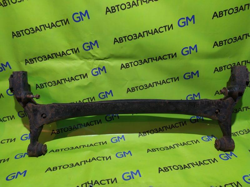 Балка подвески Geely Emgrand Ec7 FE-1 JL4G18 2012 задняя (б/у)