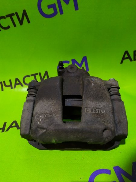 Суппорт Geely Emgrand Ec7 FE-1 JL4G18 2012 передний правый (б/у)