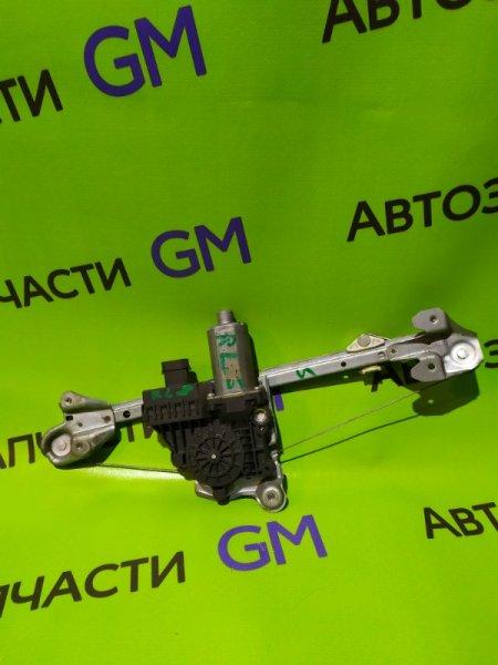Мотор стеклоподъемника Opel Astra L69 Z16XER 2009 (б/у)