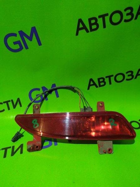 Фонарь противотуманный Geely Emgrand Ec7 FE-1 JL4G18 2012 задний правый (б/у)