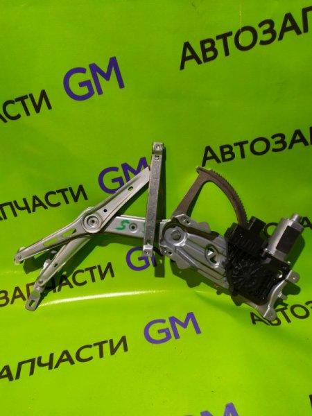 Механизм стеклоподъемника Opel Astra L69 Z16XER 2009 передний правый (б/у)