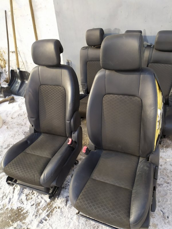 Комплект сидений Chevrolet Captiva C140 LE9 2014 (б/у)