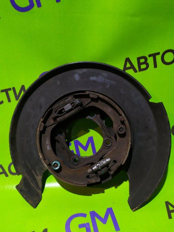 Тормозной барабан Chevrolet Captiva C140 LE9 2014 задний левый (б/у)