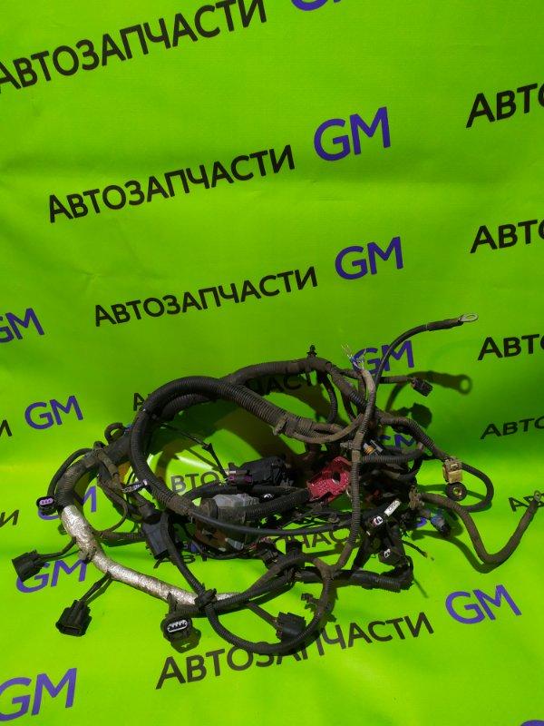 Проводка (коса) двигателя Chevrolet Captiva C140 LE9 2014 (б/у)