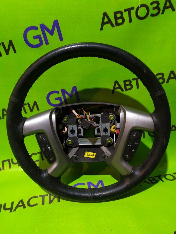 Руль Chevrolet Captiva C140 LE9 2014 (б/у)