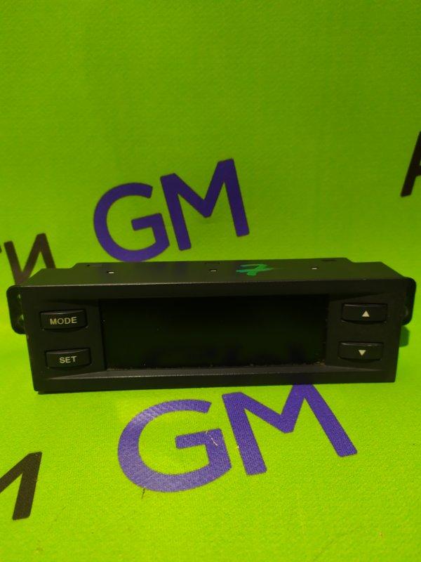 Монитор Chevrolet Captiva C140 LE9 2014 (б/у)