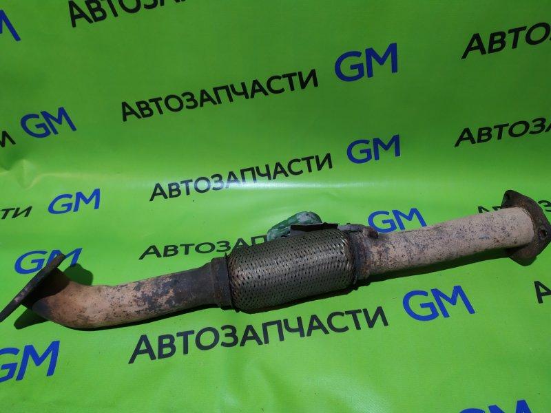 Приемная труба глушителя Chevrolet Captiva C140 LE9 2014 (б/у)