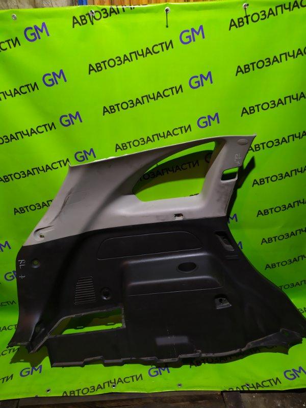 Пластик багажника Chevrolet Captiva C140 LE9 2014 задний левый (б/у)