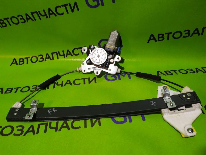 Механизм стеклоподъемника Chevrolet Captiva C140 LE9 2014 передний правый (б/у)